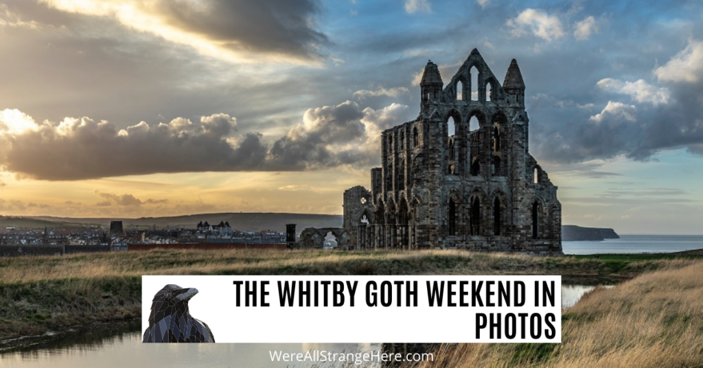 whitby goth weekend photos